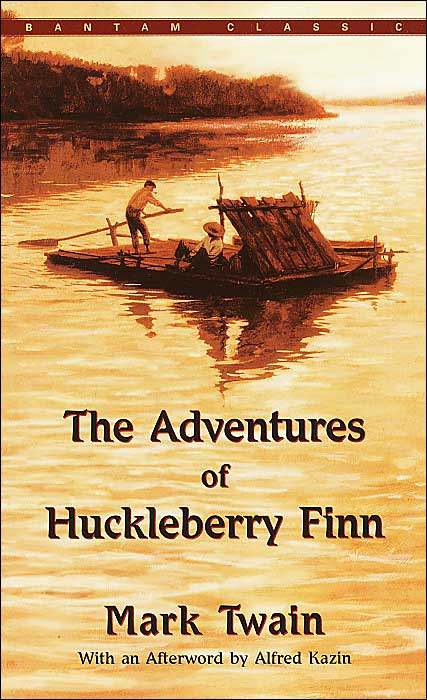 an analysis of the narration of mark twains novel the adventures of huckleberry finn Adventures of huckleberry finn (or, in more recent editions, the adventures of huckleberry finn) is a novel by mark twain, first published in the united kingdom in december 1884 and in the united states in february 1885.